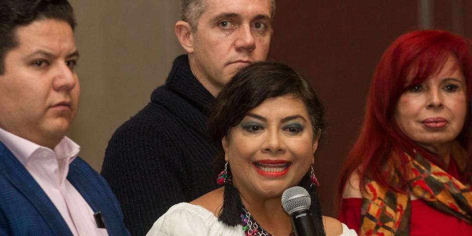 Alista Brugada acciones legales contra antecesora en Iztapalapa