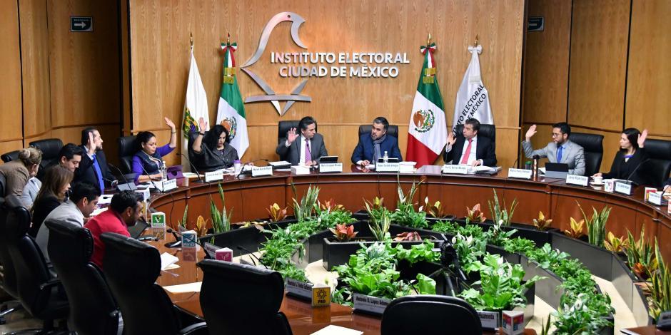IECM, listo para organizar elección extraordinaria en Coyoacán