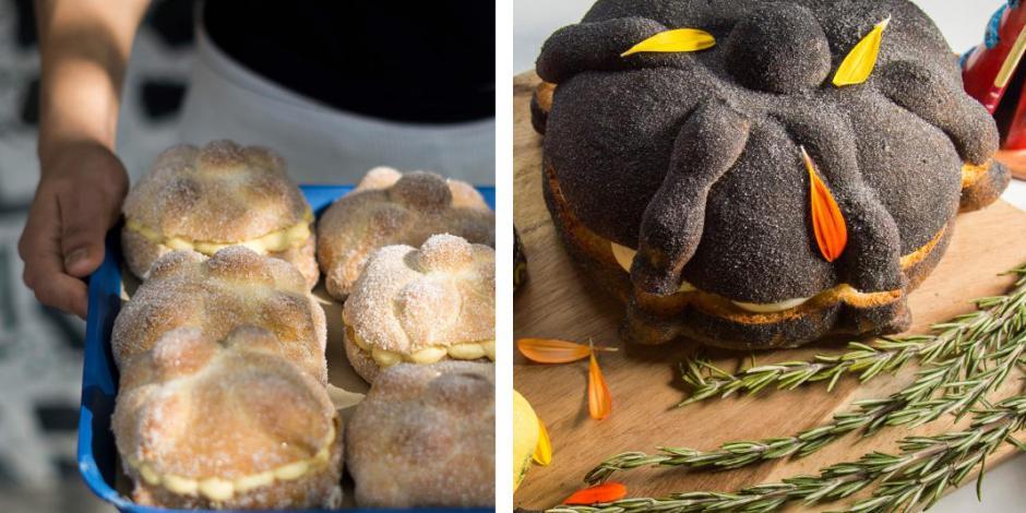 Estos son los mejores panes de muerto de la Ciudad de México
