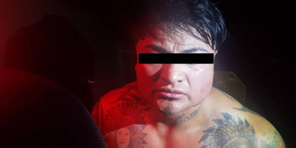 """Acusan a """"El H"""" de delitos de cohecho, asociación delictuosa y narcomenudeo"""