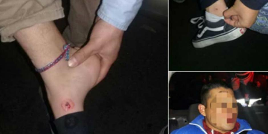 Tras discusión, hombre dispara en metro Tacuba y hiere a 2