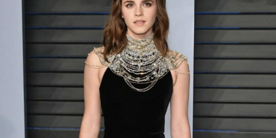 """Captan a Emma Watson con actor de """"Glee""""; especulan romance"""