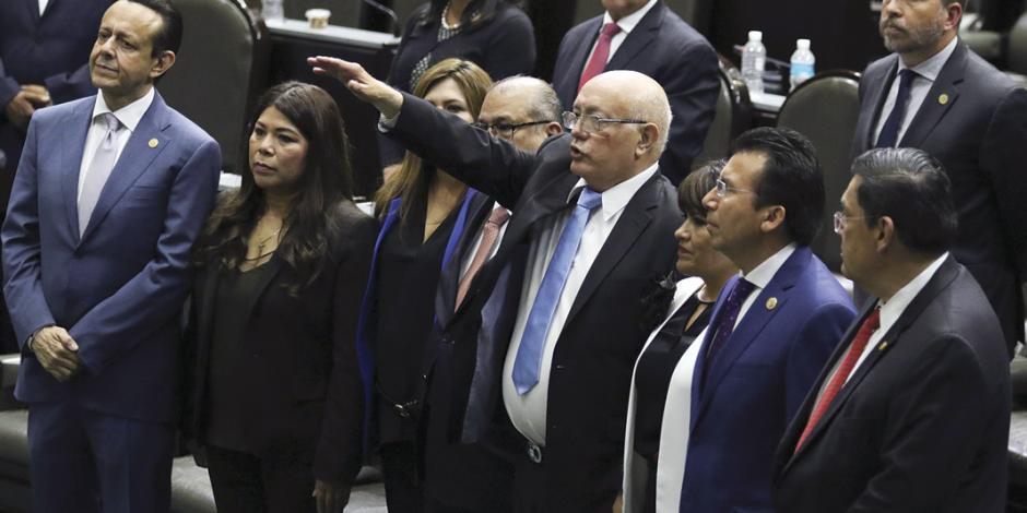 Fracasa el Frente: elige mayoría nuevo auditor