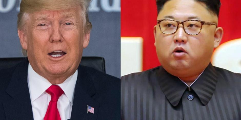 Anuncian reunión histórica entre Trump y Kim Jong Un