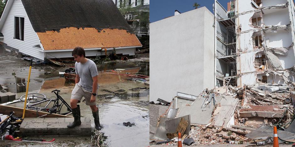 OCDE elabora protocolo ante desastres naturales