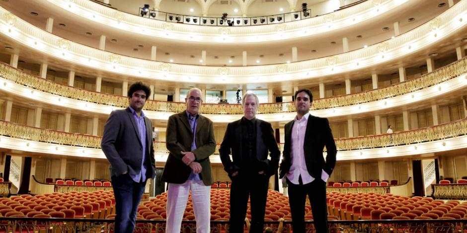 Presenta Familia López-Nussa concierto de Latin Jazz en el Centro Cultural Teopanzolco