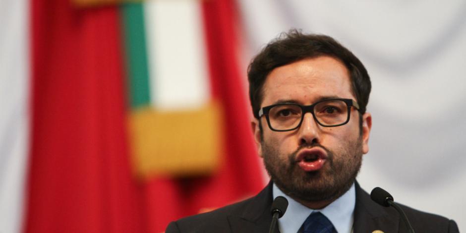Periodistas cuestionan rectitud y legalidad de Víctor Hugo Romo como delegado