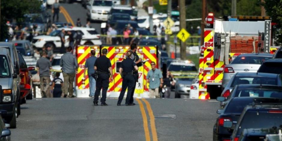 Hombre armado mata a 5 en California antes de suicidarse