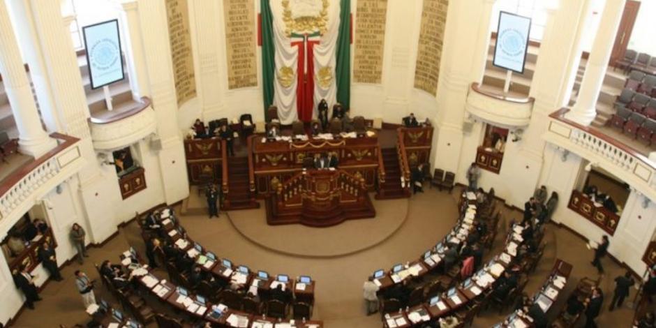 Chocan en Congreso capitalino por el reparto de comisiones