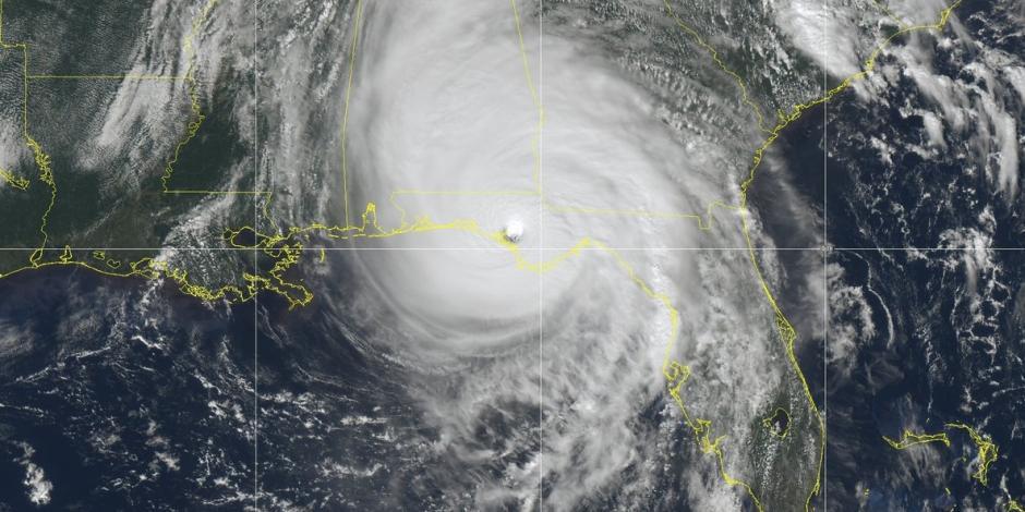 Huracán Michael toca tierra en Florida como temible categoría 4
