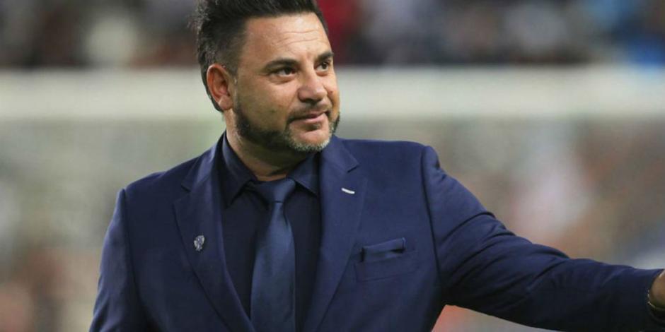 Antonio Mohamed firma por dos años con el Celta de Vigo