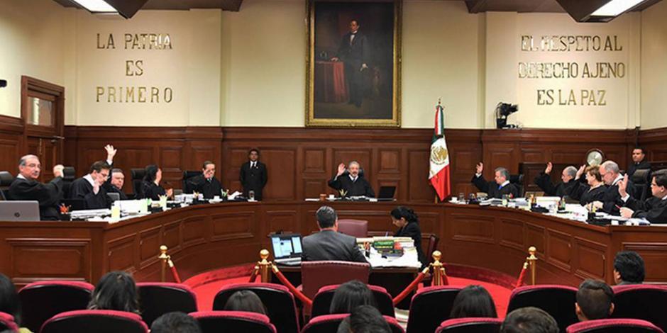 Corte: la constitución de la CDMX puede ampliar derechos humanos