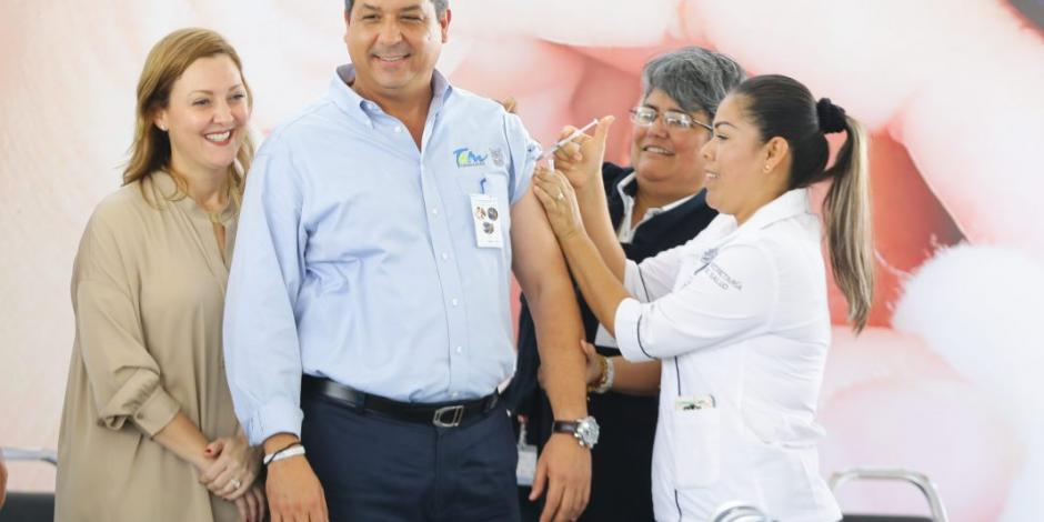 Arranca Tercera Semana Nacional de Salud 2018 en Tamaulipas