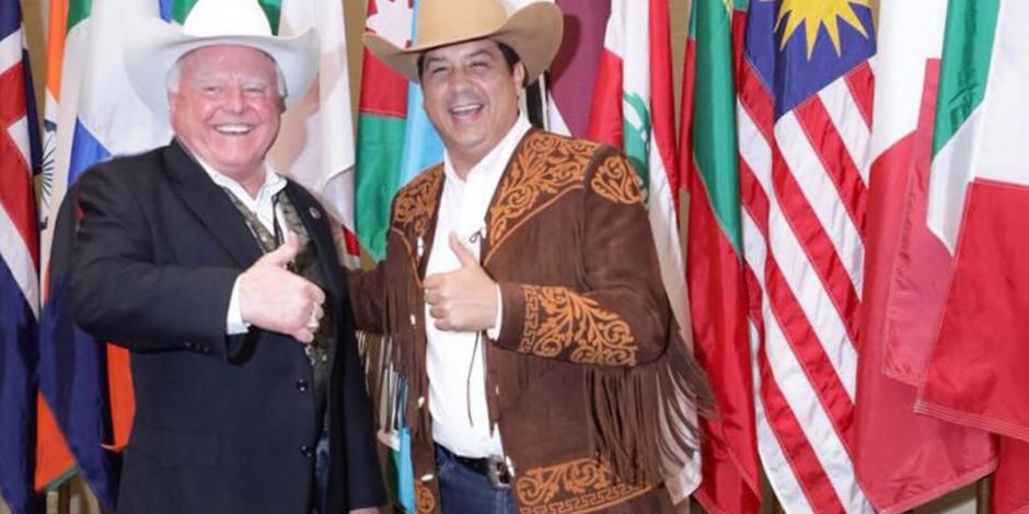 Reconocen a Gobernador de Tamaulipas por impulso en ganadería en el estado
