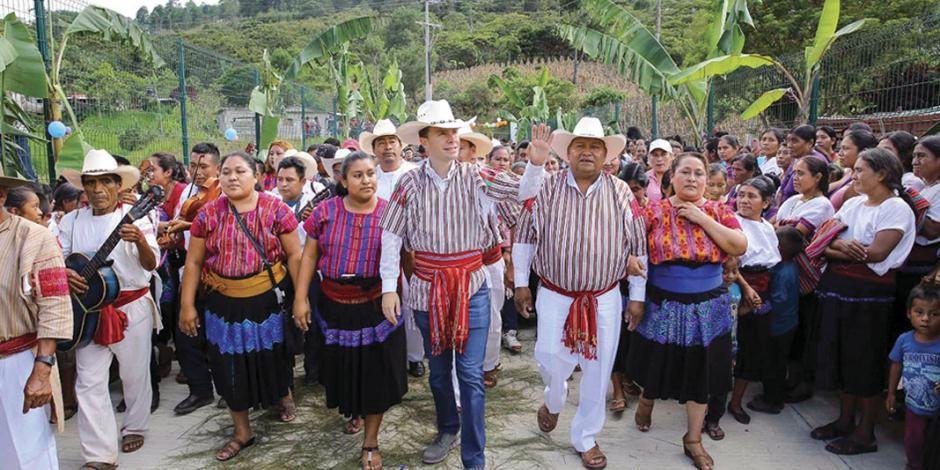 Chiapas fortalece atención en salud