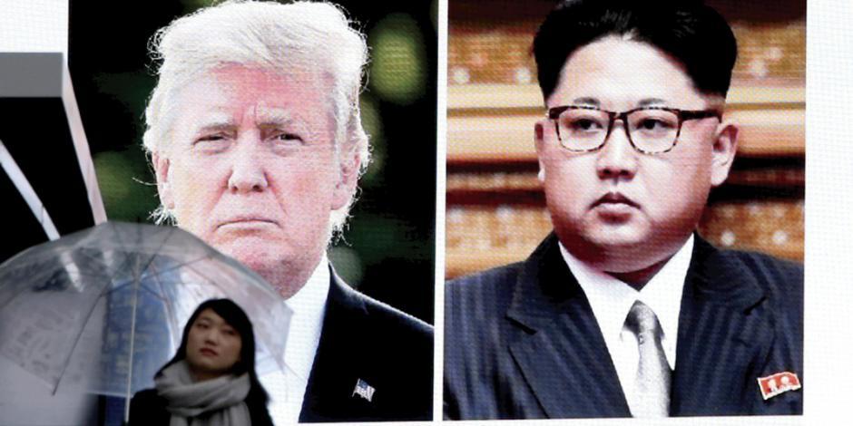 Cumbre Trump-Kim, sólo con diálogo