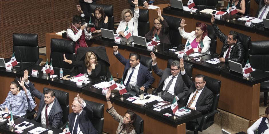 Napo, a Comisión del Trabajo; Félix Salgado, a la de Defensa