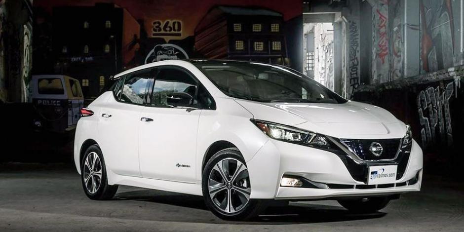 Nissan Leaf 2019 un salto cuántico para el auto eléctrico