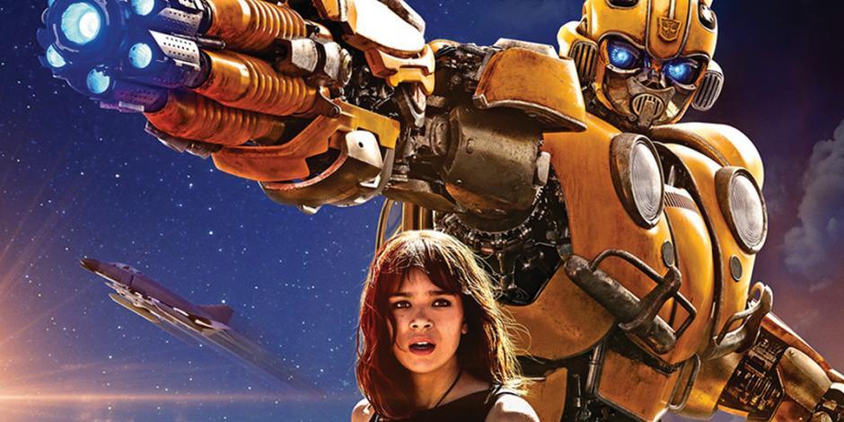 Bumblebee evoca nostalgia de los años 80