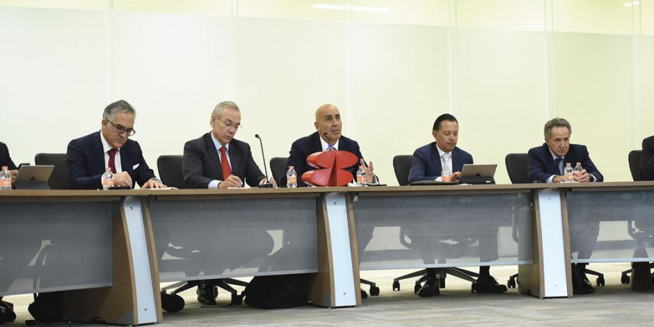 Crece 25% el crédito de Banorte para el desarrollo de México