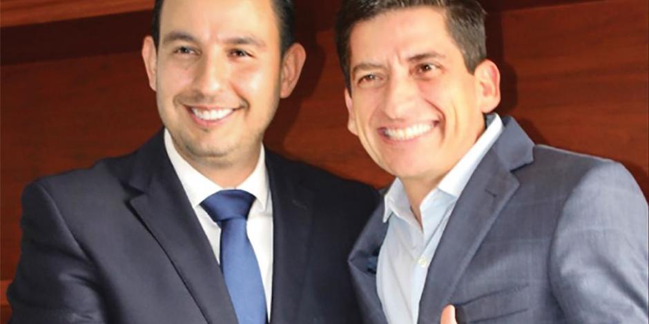 Marko Cortés: voy a terminar con grupos de poder en el PAN