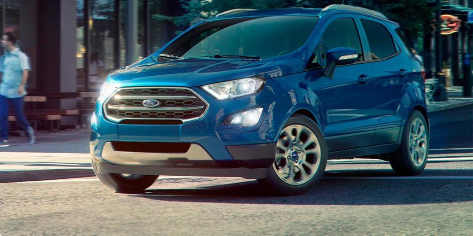 Recorre historias con Ford Ecosport