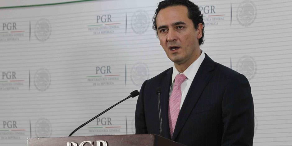 Diputados aprueban citar a encargado de despacho de la PGR por caso Duarte