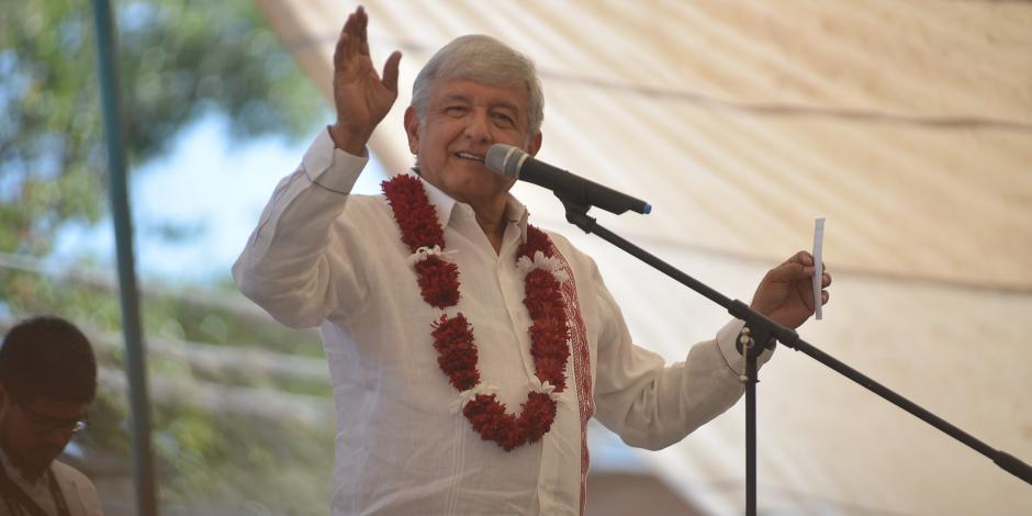 Anaya no es una blanca paloma, se le debe investigar, afirma López Obrador
