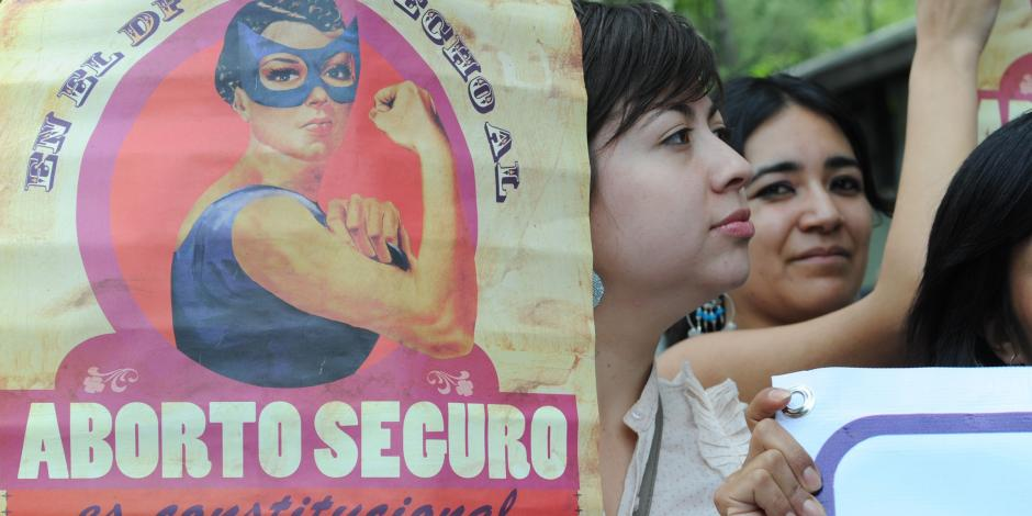 GRÁFICA: De todo el país llegan mujeres a CDMX para interrupción legal del embarazo