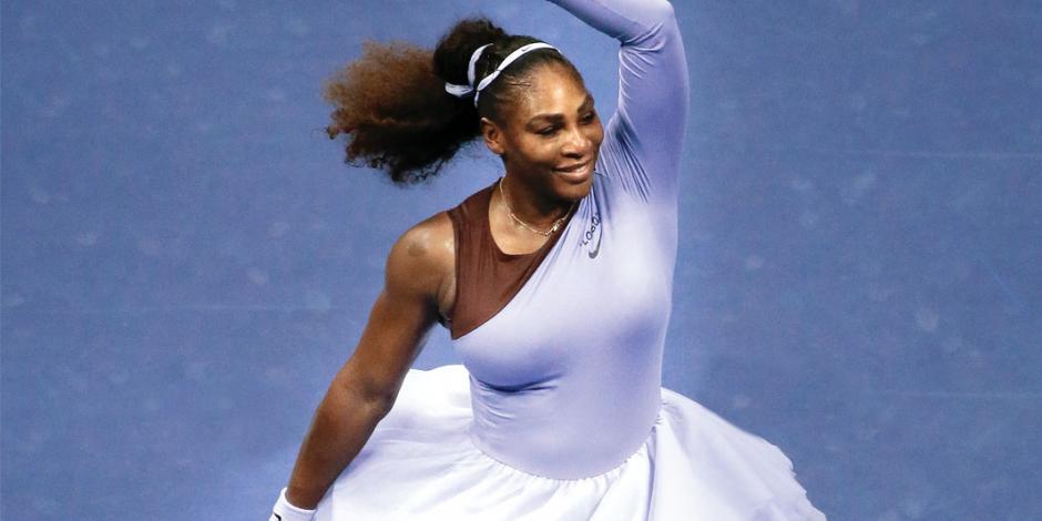 Serena avanza y va por título siete de US Open