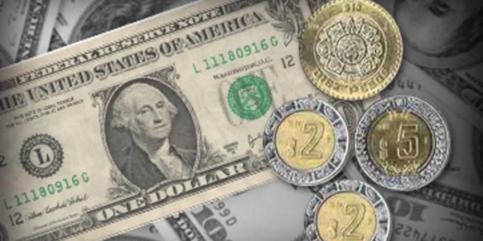 Dólar se vende en $19.05 en casa de cambio del AICM