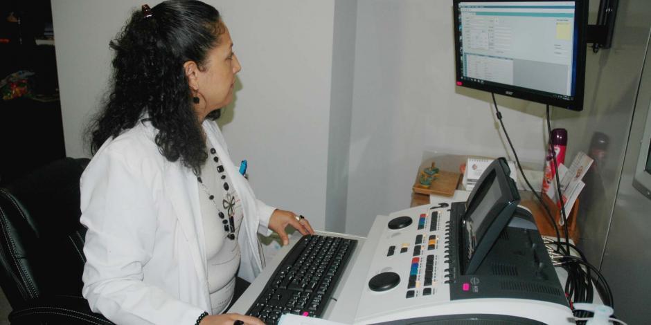 Especialistas destacan Torre de Rehabilitación del Hospital General de México