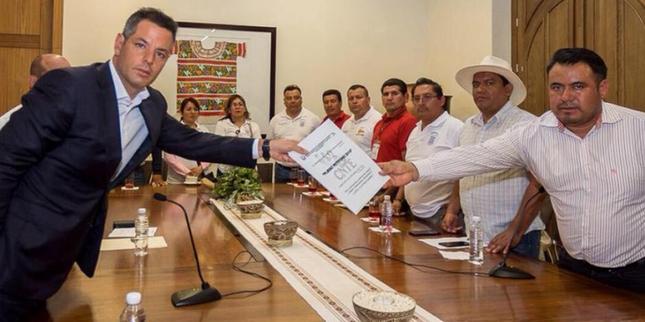 Pone CNTE ultimátum a Oaxaca para derogar Reforma Educativa