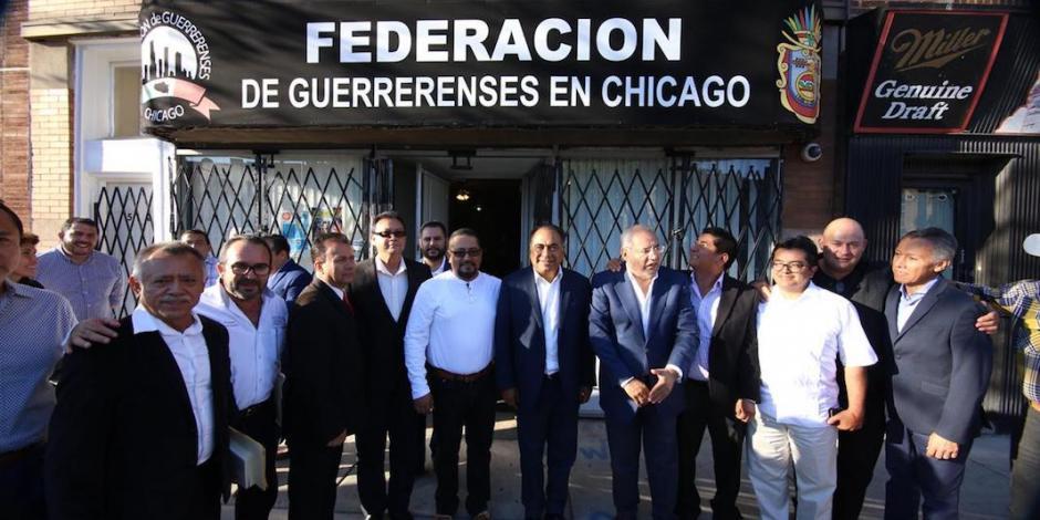 Guerrero seguirá impulsando programas a favor de migrantes: Astudillo