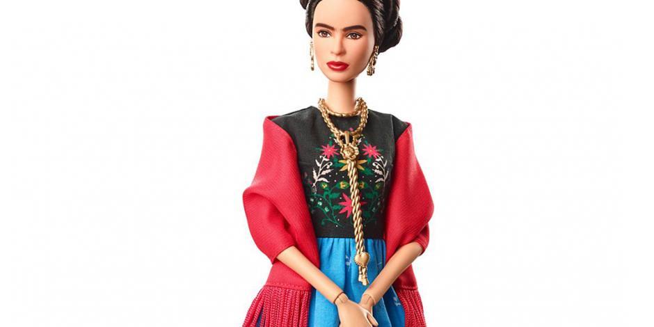 Mattel, sin permiso para vender barbie Frida Kahlo, acusa familia