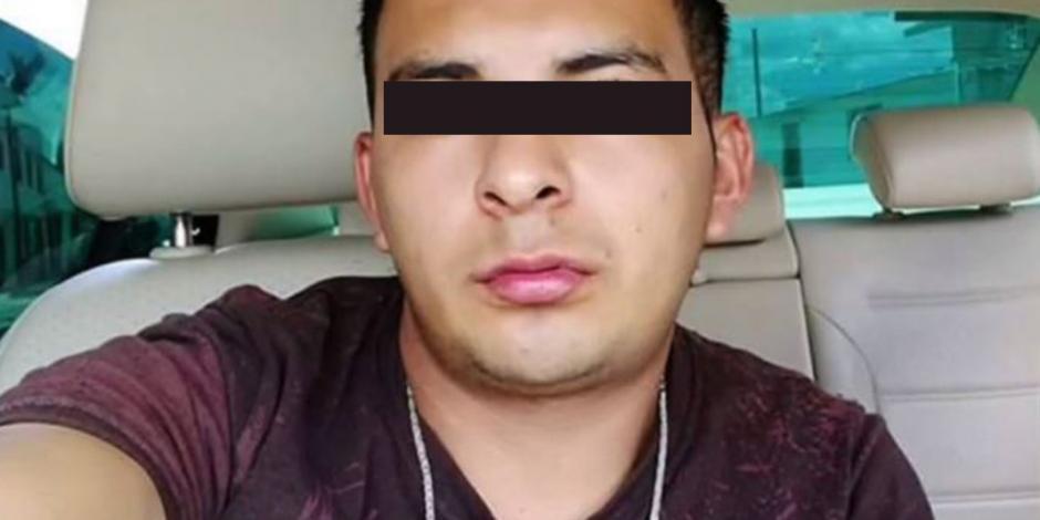 VIDEO: Hallan muerto a presunto homicida de hija de diputada de Morena