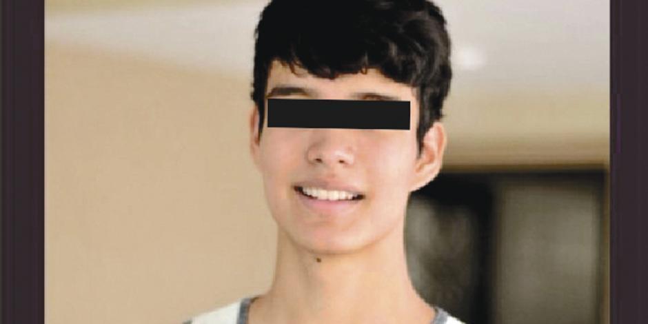 Difieren allegados sobre suicidio del estudiante César Ulises