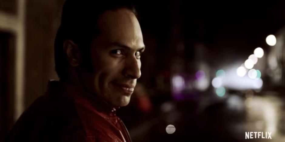 VIDEO: Netflix revela tráiler de la serie mexicana