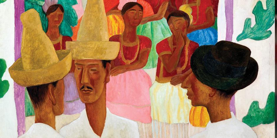 Obra de Rivera hace historia en NY: ya es su pieza subastada más cara