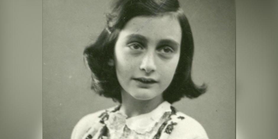 Hallan páginas ocultas del diario de Ana Frank; revelan su curiosidad por la sexualidad