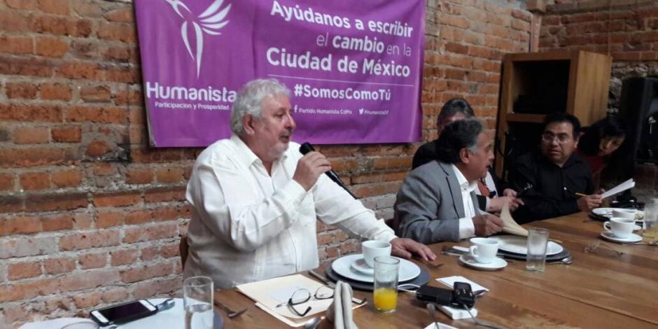 Instituto Electoral inicia liquidación del Partido Humanista en CDMX