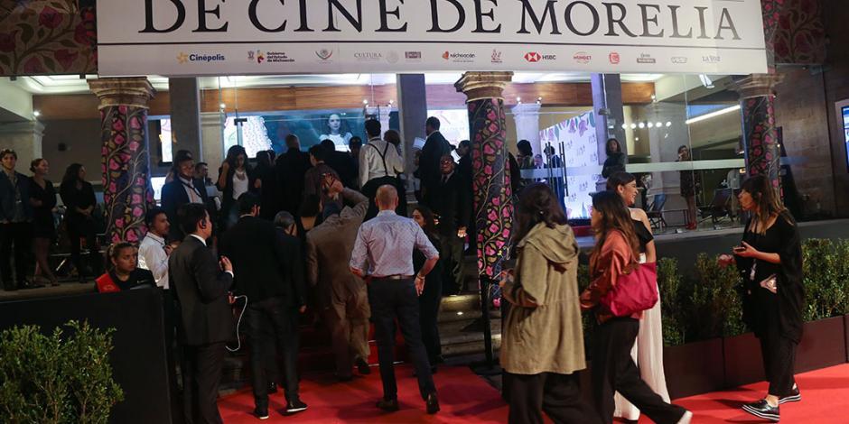 Destacada presencia de cine mexicano en el Festival Internacional de Cine de Morelia