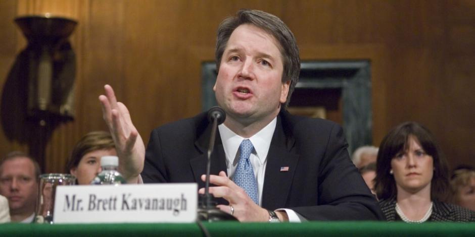 Avanza en Senado de EU confirmación de Kavanaugh