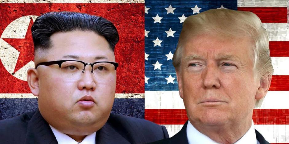 Sí habrá reunión Trump-Kim el 12 de junio en Singapur
