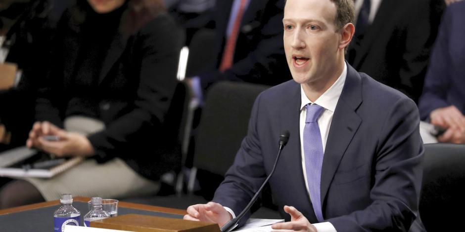 Zuckerberg cede: declarará ante el Parlamento Europeo