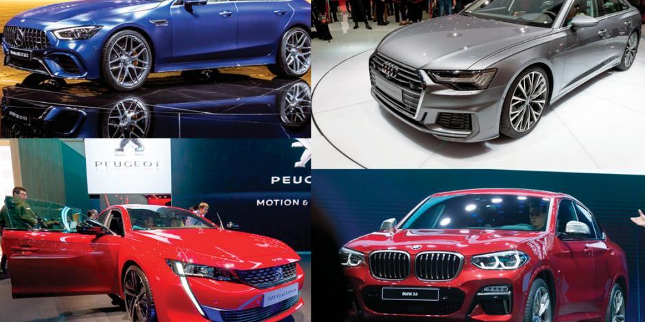 Conoce las bellezas del Auto Show de Ginebra que llegan a México este 2018