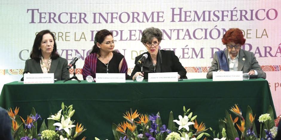 TEPJF destaca lucha contra violencia hacia la mujer