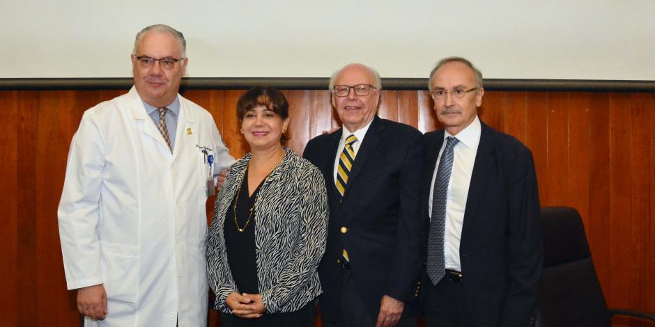 Salud y educación, elementos de estabilidad social, declara Narro Robles