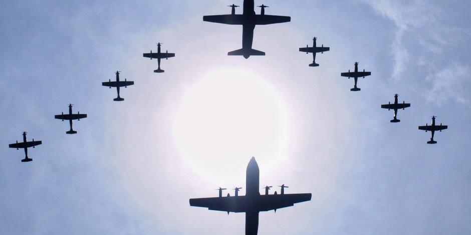 Sedena anunciará relevo en la comandancia de la Fuerza Aérea Mexicana