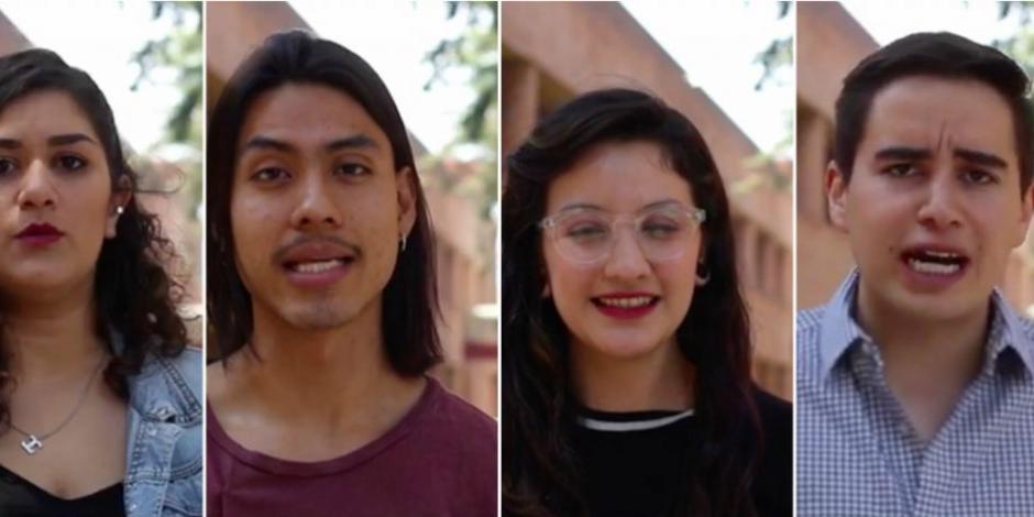 Invitan alumnos de la Ibero a candidatos a dialogar